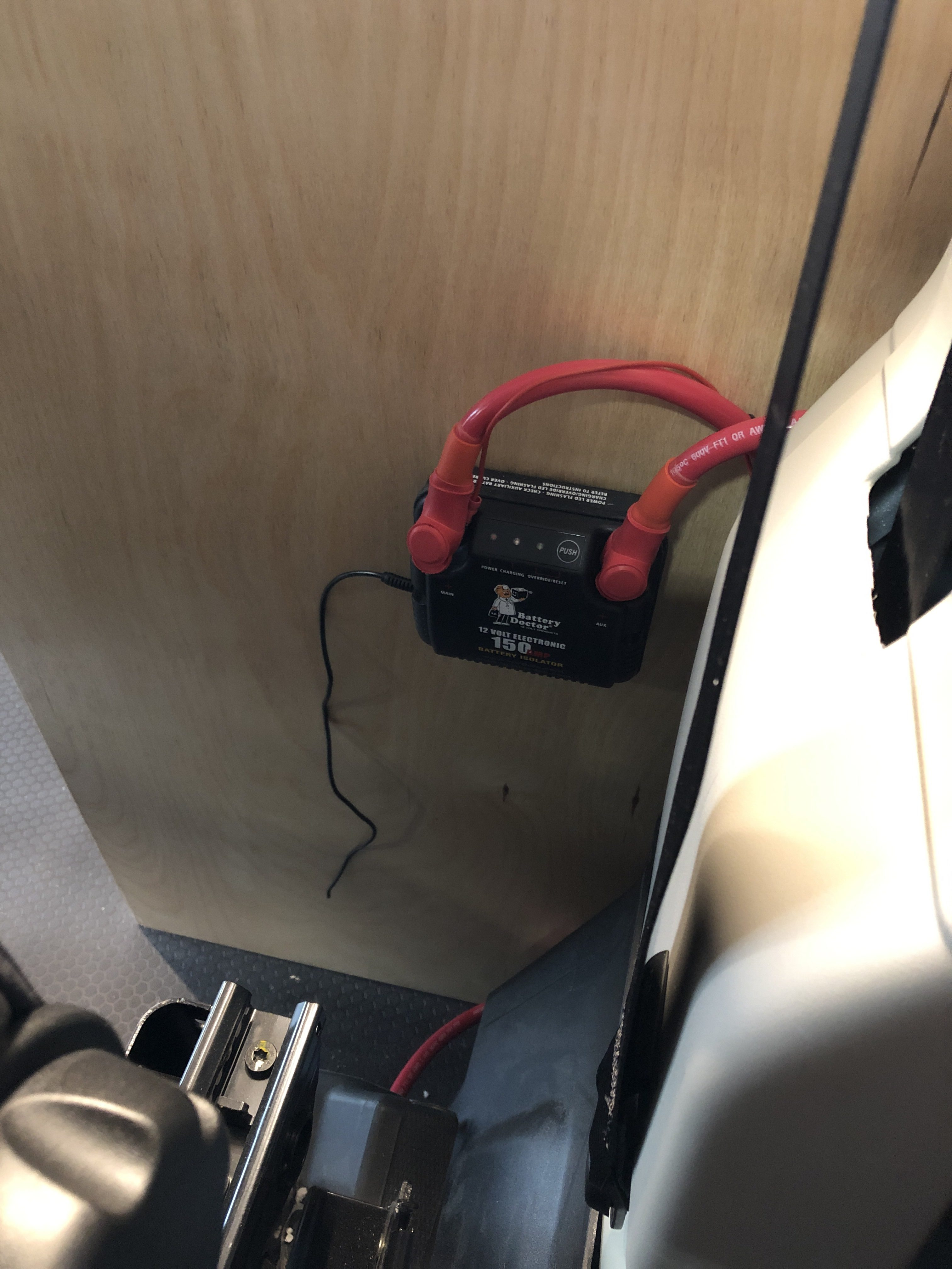 Wiring House Batteries